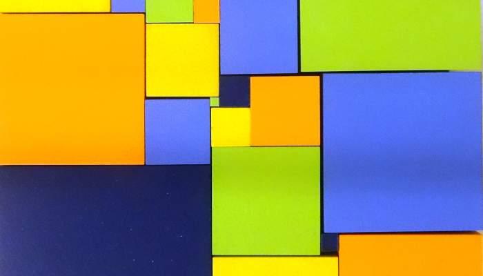 <p>Trencaclosques que amaga un enigma matem&agrave;tic: la quadratura perfecte del quadrat. Foto: &copy; MJC</p>