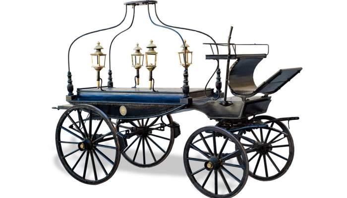 "<p><span style=""font-weight: 400;"">Funeral cart from Santa Coloma de Queralt (La Conca de Barber&agrave;)</span>.</p>"