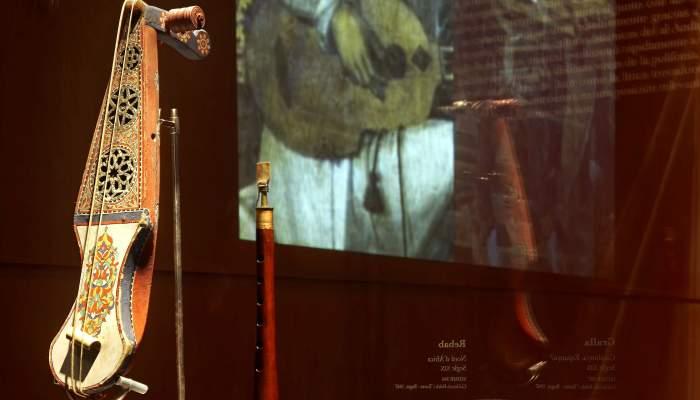 <p>El rabab i la gralla s&oacute;n avui dos instruments supervivents de l&rsquo;&egrave;poca medieval. &copy; Rafael Vargas</p>