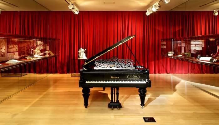 <p>Piano de cola Carl R&ouml;nisch (Dresde, Alemania), c. 1905. &copy; Rafael Vargas</p>