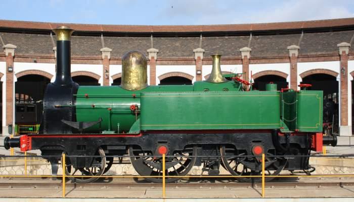 <p>Locomotora Martorell</p>