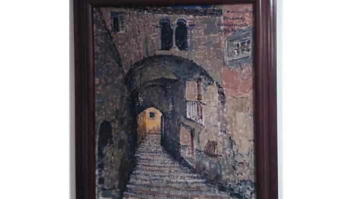 <p><em>Carrer C&uacute;ndaro (Calle C&uacute;ndaro)</em>, Mela Mutermilch (Varsovia, 26 de abril de 1886&nbsp;-&nbsp;Par&iacute;s, 1967), 1914, &oacute;leo y tela, 50 x 60&nbsp;cm. Donaci&oacute;n de la familia Montsalvatge</p>