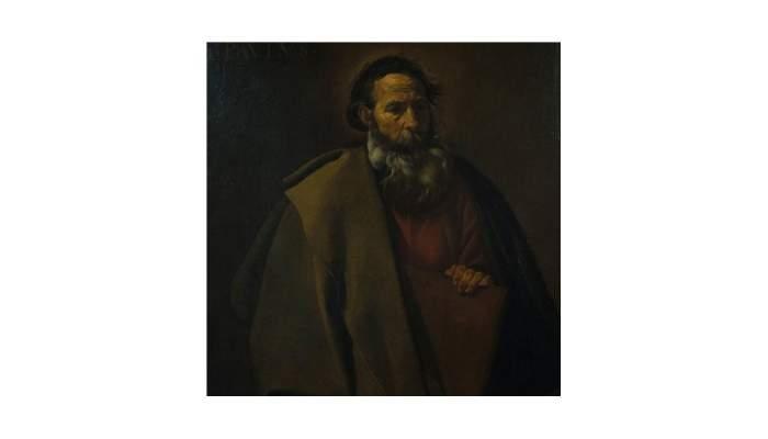 Diego Velázquez, San Pablo, hacia 1619