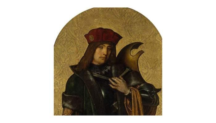 Ayne Bru, San Cándido, 1502-1507