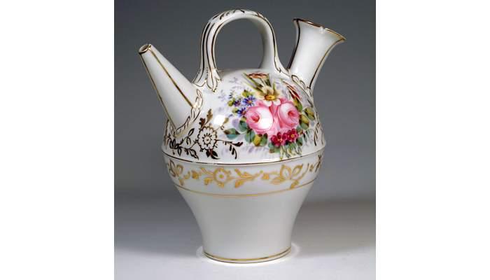 <p>Botijo decorativo, siglos&nbsp;XIX-XX, 23,5&nbsp;&times;&nbsp;24&nbsp;cm, Portugal</p>
