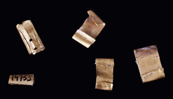 <p>Sepulcro megal&iacute;tico del dolmen de Solar d'en Gibert (Rab&oacute;s d'Empord&agrave;, Alt Empord&agrave;), Neol&iacute;tico final - Calcol&iacute;tico, 3500-2200&nbsp;a.&nbsp;C.</p> <p>&nbsp;</p>