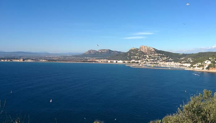 Nous partageons un paysage méditerranéen