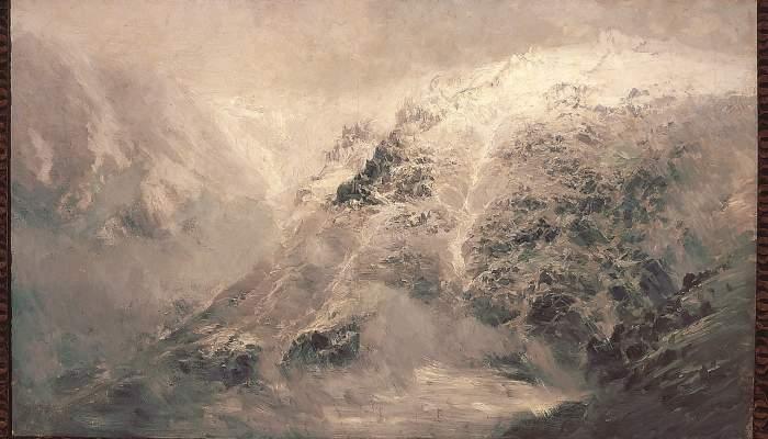 <p>Jaume Morera i Gal&iacute;cia</p> <p>1891&ndash;1897</p> <p>Oli sobre tela</p>