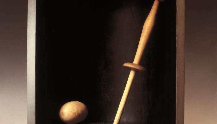 <p>Leandre Crist&ograve;fol i Peralba</p> <p>1935</p> <p>Assemblage</p>