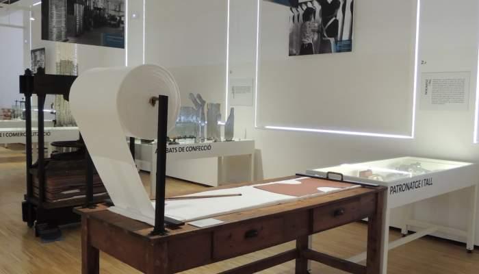 <p><strong>Cutter</strong></p> <p>1950</p> <p>G&eacute;neros de Punto Agust&iacute;, S.L.</p> <p>Matar&oacute;</p> <p>Photo: Matar&oacute; Museum</p>