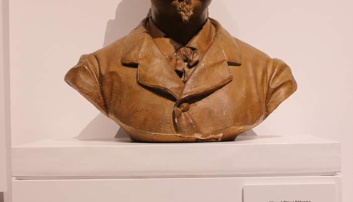 Portrait of Joaquim Vayreda