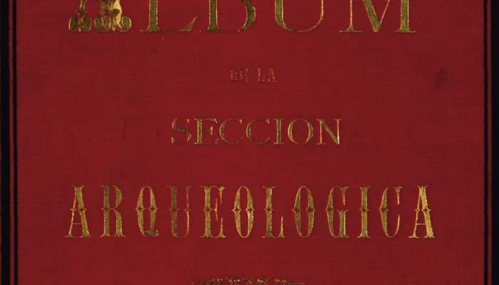 Álbum de la sección arqueológica