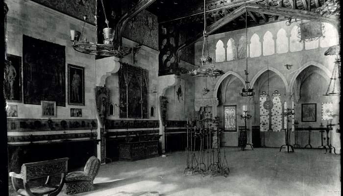 Interior del Gran Saló