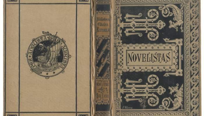 Cubierta de la colección «Biblioteca Clásica Española»