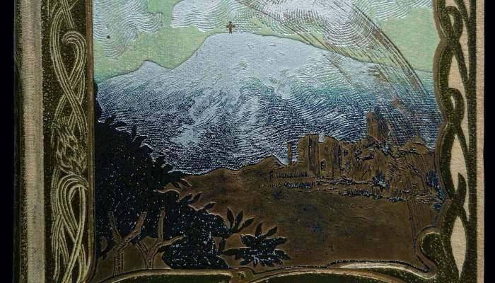 Cubierta de Canigó, de Jacint Verdaguer
