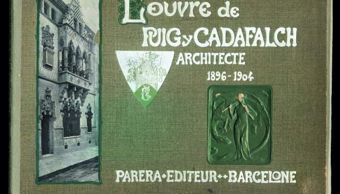 L'oeuvre de Puig i Cadafalch