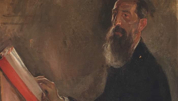 Retrat de Joan Oliva Milà