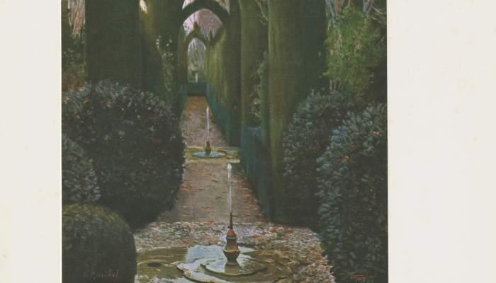 Jardins d'Espanya