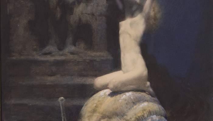 La Peresa (Els set pecats capitals)