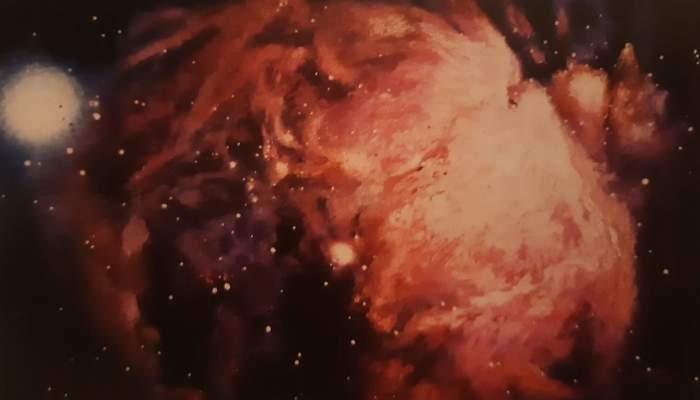 La gran nebulosa d'Orion