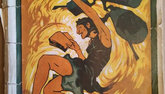Portada de l'almanac L'Esquella de la Torratxa