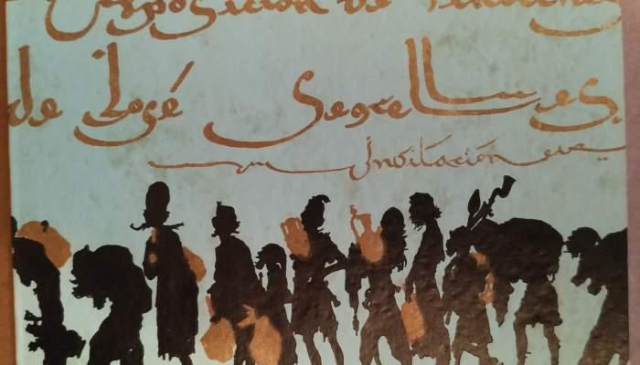 Invitació a l'exposició sobre José Segrelles celebrada al Círculo Industrial