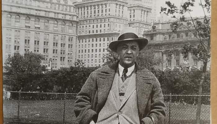 José Segrelles a Nova York