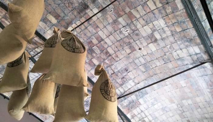 <p>Cement sacks</p>